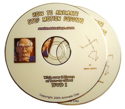 How to Animate Puppets 3 DVD Set UPDATED!