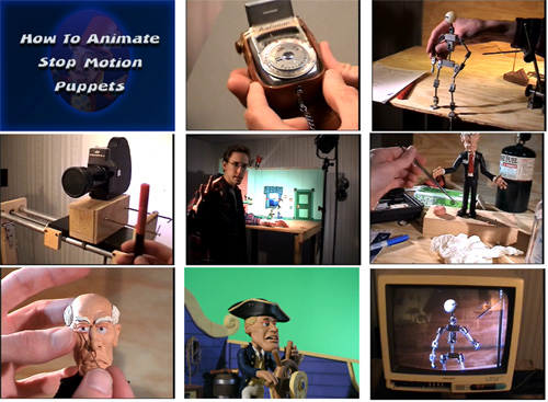How to Animate Puppets (3 hours) Instant Download