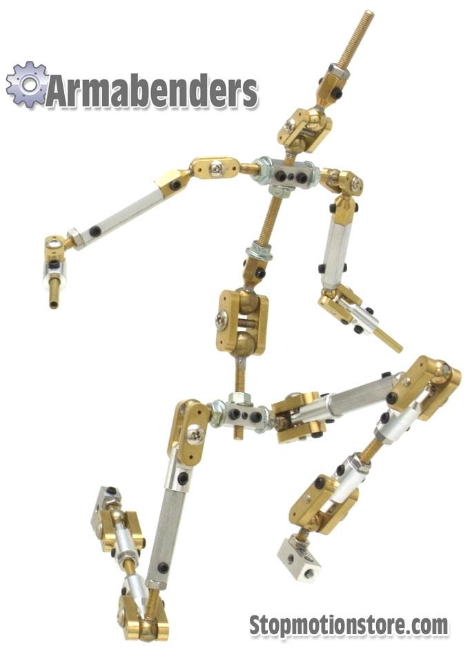 ArmaBenders Ball and Socket Armature Kits