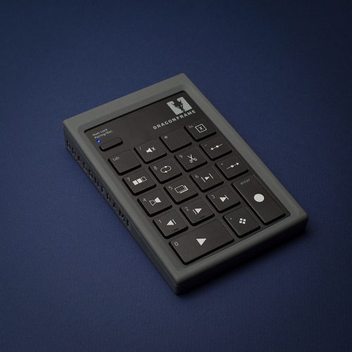 Dragonframe 4.0.4 Bluetooth Wireless Keypad Controller