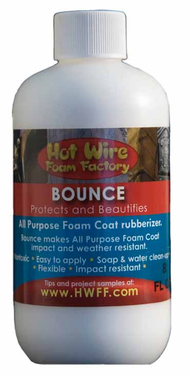 # 025BO-8 Bounce (8oz.)