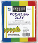 Sargent Art Modeling Clay