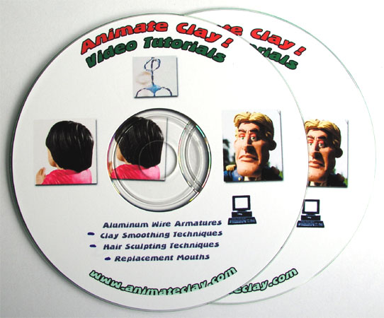Video CD 4 Pack: Save $4.00!