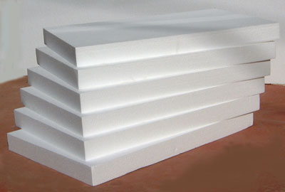 Styrofoam blocks for Foam block construction