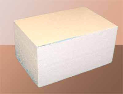 #036B Construction Styrofoam Block