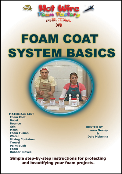 #009FCS1 Foam Coat System Basics DVD