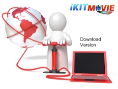 EDUCATIONAL 10 X iKITMovie DVD's +10 Webcams + Shipping