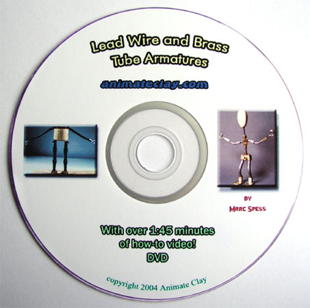 How to Make Brass Tube Armatures DVD