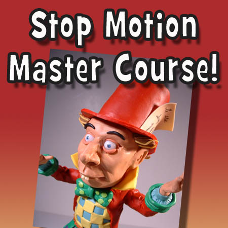 Stop Motion Master Course (DOWNLAD VERSION)