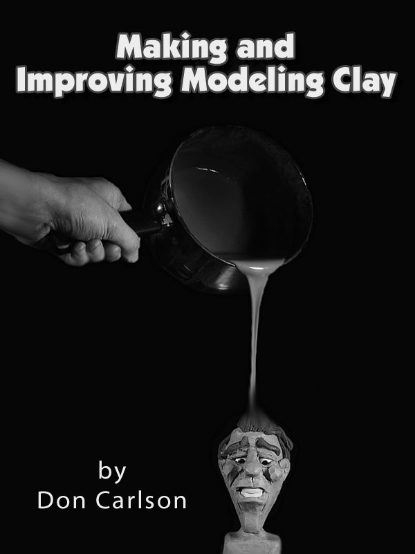 Making and Improving Modeling Clay (Instant Download)