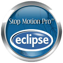 Stop Motion Pro Eclipse SD (for Webcams 800X600 Max Res)